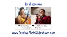 Exciting way to enjoy your photos, thanks to Creative Photo Slideshows
