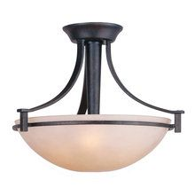 View the Golden Lighting 6262-SF Transitional Five Light Convertible Semi-Flush / Flush Mount Ceiling Fixture from the Hampden Collection at LightingDirect.com.