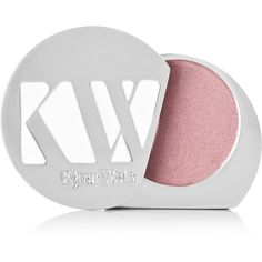 Kjaer Weis Eye Shadow - Angelic ($35) ❤ liked on Polyvore featuring beauty products, makeup, eye makeup, eyeshadow and pastel pink