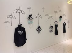 """an umbrella with many holes is better then no umbrella!"", pinned by Ton van der Veer"