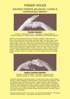 Jin Shin Jyutsu: balancing and healing energy selfhelp_thumb_index
