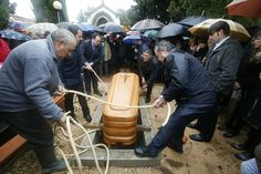 EL PASTOR DE ANDORRA. FOTOGRAFIAS. El funeral. 23.11.16