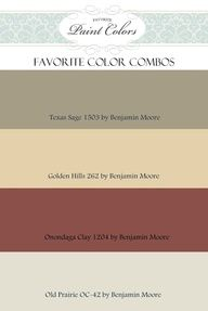 PAINT COLORS U2013 Paint Color Combos, And Pictures To See What They Look Like  In A Room  These Would Look Fabulous In The Kitchen U0026 Could Carry Into The  Living ...