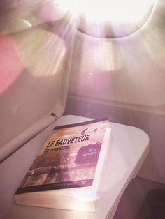 Le Sauveteur' dans l'avion pour Toulouse - 2. Merci à Seb.