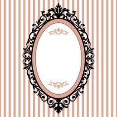 decorative frame tattoo idea - Decorative Picture Frames