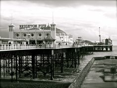 Gettin' down in B-Town: From Brighton Pier to Where to Go For the Best Fish and Chips. If You Have Only 1 Day in Brighton, by Angela Allman