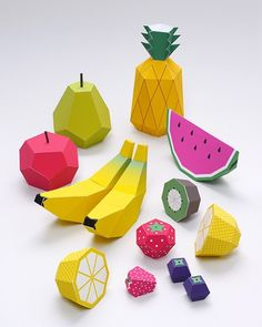 looking for some fruit crafts for kids? We've rounded up 15 of the best fruit crafts for you to try today. Kids Crafts, Diy And Crafts, Craft Projects, Arts And Crafts, Craft Ideas, 3d Paper Crafts, Printable Paper Crafts, Winter Crafts For Kids, 31 Ideas
