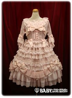 Baby the Stars Shine Bright Princess Cornelia OP + Headbow « Lace Market: Lolita Fashion Sales and Auctions