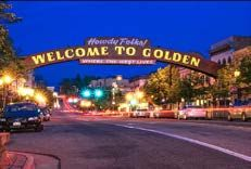 Welcome To Golden Where The West Lives Iconic Arch Is A Staple Of Colorado And Delivers True Spirit Friendly G Pinterest
