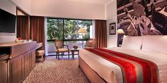 Accommodation in Singapore | Deluxe Mayfair Room