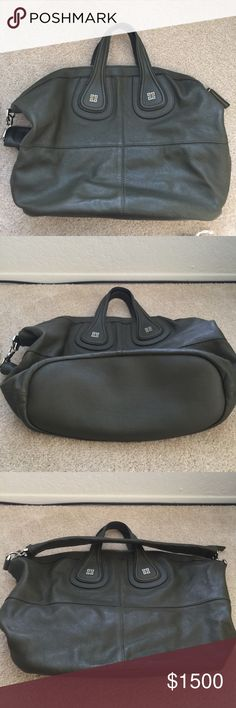 Givenchy nightingale medium bag Excellent condition! Will come with its original dustbag Givenchy Bags Satchels
