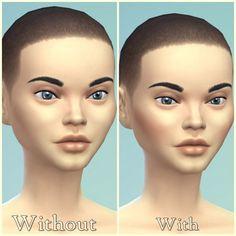 Jessie Sims 4: Cheekbone Blush • Sims 4 Downloads