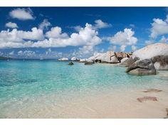 Devil's Bay and The Baths, Virgin Gorda, British Virgin Islands #virtualtourist