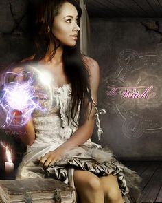 Bonnie/The Witch~TVD