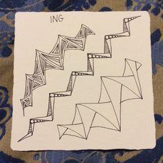 I am the diva - Certified Zentangle Teacher (CZT®): Weekly Challenge Zentangle Patterns, Zentangles, Tile Steps, Pattern Drawing, Step By Step Instructions, Tangled, Diva, Mandala, Doodles