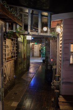 Welcome To San Francisco's Secret Alley