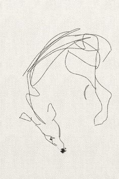 Sally Muir i-phone drawing