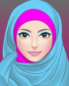 model hijab2