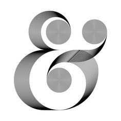 What a beautiful ampersand!