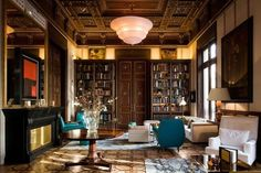 The spectacular 19th-century building that became Hotel Cotton House, Barcelona - Vogue Living