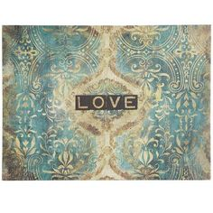 Love Art   inspiration for my future bedroom. Too bad its no longer in stock!