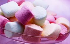Colored Marshmallows Wallpapers Pictures Photos Images