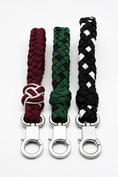 Paracord Key Chain ~K