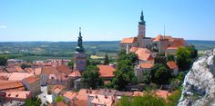 Mikulov - when traveling through Europe, use SayEurope: private transfers with english speaking, local drivers. The best part? You can choose your sightseeing stops along the way!