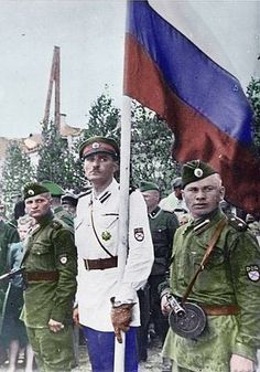 Russian Liberation Army was a group of predominantly Russian forces that fought under German command during World War II. The Soviet government labelled all ROA soldiers (vlasovtsy) as traitors. The ROA soldiers who were repatriated were tried and sentenced to detention in prison camps.