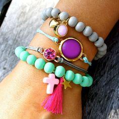 Armcandy bracelets armbandjes by www.norrcollection.com