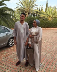 Problems within couples do not promote success. The problem Modest Fashion, Hijab Fashion, Fashion Outfits, Modern Islamic Clothing, Islam Marriage, Modele Hijab, Cute Muslim Couples, Tan Girls, Turban Style