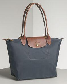 4b17a0a5379 Longchamp Le Pliage Medium Shoulder Tote   Bloomingdale s Longchamp  Taschen, Longchamp Neo, Designer Purses
