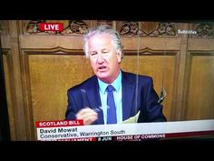 Tory admits scotland isn't subsidised by england