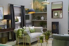 Buy 2 Ideal Home Show Tkts @ EventCity, Manchester UK deal for just instead of for two tickets to the Ideal Home Show at EventCity, Manchester - save BUY NOW for just Home Living Room, Living Room Designs, George Clarke, Ideal Home Show, Uk Deals, Best Shopping Sites, Family Days Out, House And Home Magazine, Home Accessories
