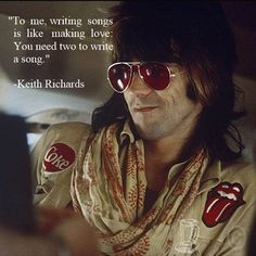 Keith Richards Quote 46