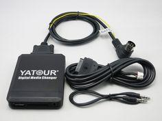 Bluetooth USB SD mp3 aux Interface cambiador CD adaptador para Smart original radio