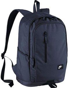 1e364581c Amazon.com: Nike Unisex backpack School Bag All Access Soleday, Blue:  Sports & Outdoors