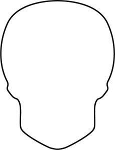 18 best skulls images on Pinterest | Skulls, Stencil designs and ...