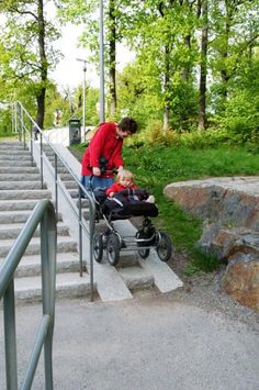 Some accesibility issues have been addressed, Hammarby Sjöstad | Case studies | CABE