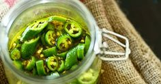 8 Healthy Pickle Recipes You Have To Try Healthy Indian Recipes, Pickled Garlic, Mixed Vegetables, Spice Mixes, Clean Eating Recipes, Pickles, Cucumber, Cravings