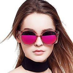 13ea3df5687 2016 Bluekiki Polarized Mirror Sunglasses Women Fashion Sunglasses for sale  (Barbie pink