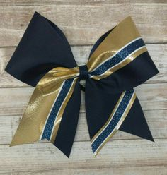 Hey, I found this really awesome Etsy listing at https://www.etsy.com/listing/491516216/custom-cheer-bow-you-pick-colors-team
