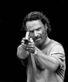 Rick Grimes/Andrew Lincoln/The Walking Dead