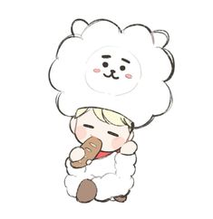 Yoongi RJ costume and a great fan art I grouped the above questions concerning the pencil drawing that I received … Chibi Bts, Anime Chibi, Bts Anime, Fanart Bts, Kpop Drawings, Dibujos Cute, Bts Fans, Bts Wallpaper, Cute Wallpapers