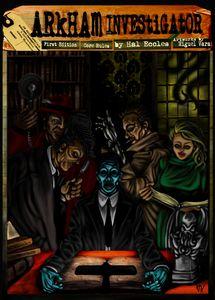 Arkham Investigator   Board Game   BoardGameGeek