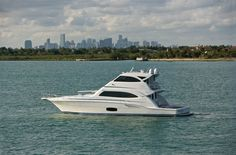 Bertram 70 #legendary #yacht #Miami
