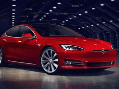 Not between lights people!!!...Tesla claiming it's the quickest production car currently on sale in the world.