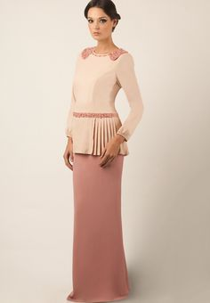 Jovian Jarielle Beige And Pink| ZALORA.co.id More