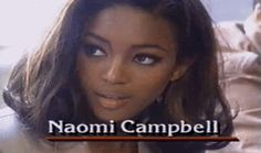 Check out all the awesome young naomi campbell gifs on WiffleGif. Including all the black supermodels gifs, supermodels gifs, and naomi campbell gifs. Top Models, Black Models, Black Girl Magic, Black Girls, Black Women, Claudia Schiffer, Irina Shayk, Brown Skin, Dark Skin