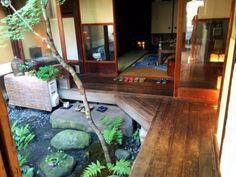 京都町家ゲストハウス金魚家 縁側
